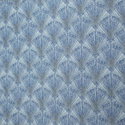 Cotton fabric Feather grey