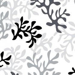 Pattern Coral Gray