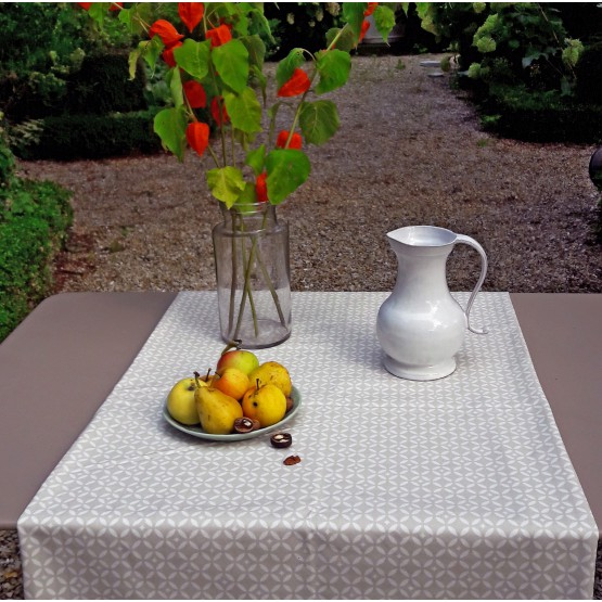 Table runner Mosaic sandstone