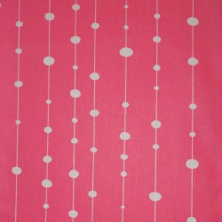 Cotton fabric Pearl pink