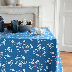 Wipeable rectangle tablecloths
